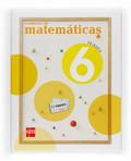 MATEMÁTICAS, 6 EDUCACIÓN PRIMARIA. 1 TRIMESTRE. CUADERNO