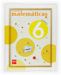 MATEMÁTICAS, 6 EDUCACIÓN PRIMARIA. 2 TRIMESTRE. CUADERNO