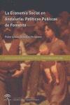ECONOMÍA SOCIAL EN ANDALUCÍA: POLÍTICAS PÚBLICAS DE FOMENTO