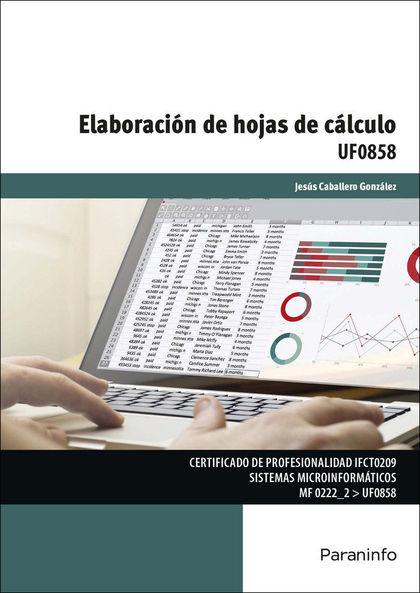 ELABORACIÓN DE HOJAS DE CÁLCULO.