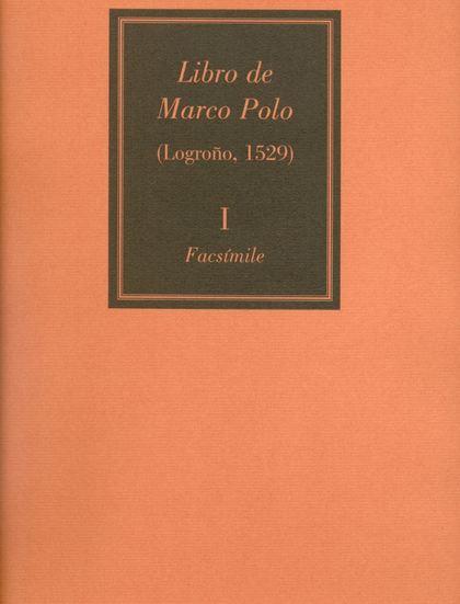 LIBRO DEL FAMOSO MARCO POLO VENECIANO