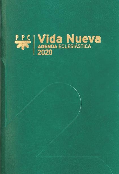 AGENDA ECLESIASTICA VIDA NUEVA 2020