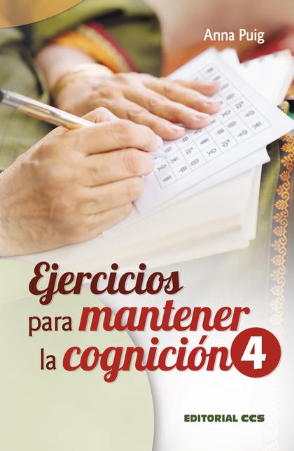 EJERCICIOS PARA MANTENER LA COGNICIÓN 4