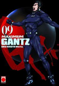 GANTZ MAXIMUM 09.