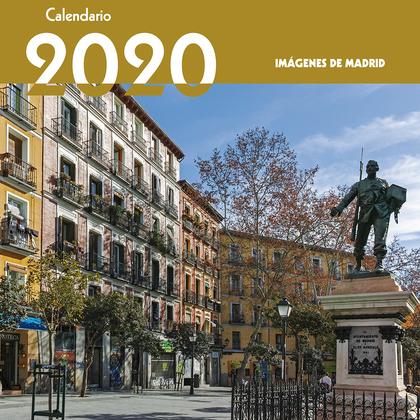 CALENDARIO DE IMÁGENES DE MADRID 2020
