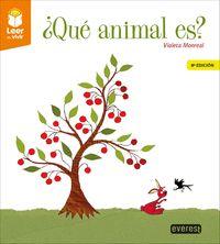 ¿QUÉ ANIMAL ES?.