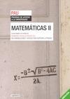 MATEMÁTICAS II, PRUEBAS DE ACCESO A LA UNIVERSIDAD (PAU), UNIVERSIDADES DE ANDALUCÍA. EXÁMENES