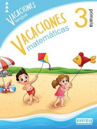 VACACIONES 3º PRIMARIA