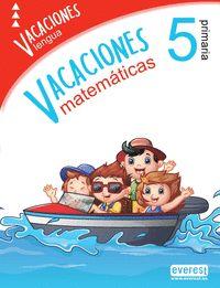 VACACIONES 5º PRIMARIA