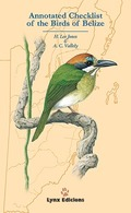 ANNOTATED CHECK LIST OF THE BIRDS OF BELIZE