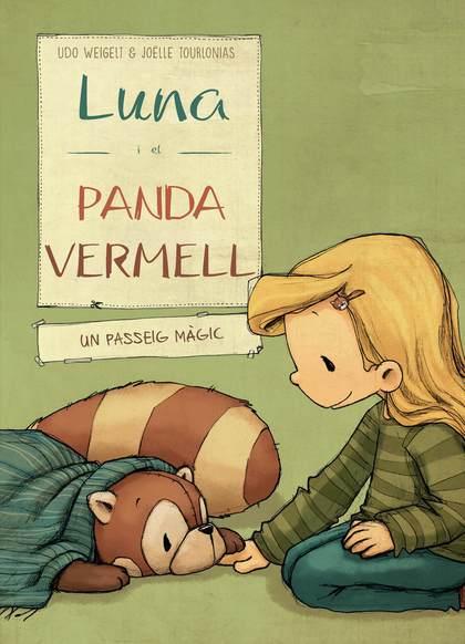 3. LUNA I EL PANDA VERMELL EN UN PASSEIG MÀGIC.