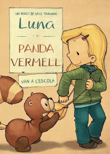 4. LUNA I EL PANDA VERMELL VAN A L?ESCOLA.