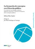 LA FORMACIÓN DE CONCEPTOS EN EL DERECHO PÚBLICO.