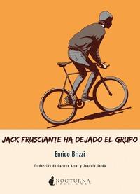 JACK FRUSCIANTE HA DEJADO EL GRUPO.