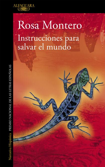 INSTRUCCIONES PARA SALVAR EL MUNDO.