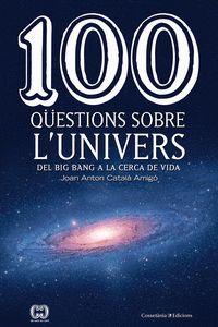 100 QÜESTIONS SOBRE L´UNIVERS