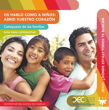OS HABLO...CATEQUESIS FAMILIA: GUIA+RRDD