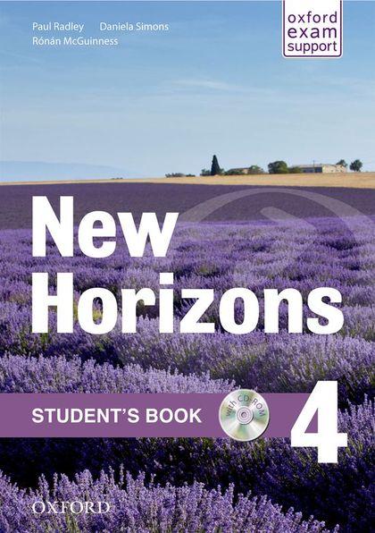 NEW HORIZONS 4 SB PACK