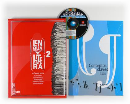 LENGUA CASTELLANA Y LITERATURA, 2 BACHILLERATO