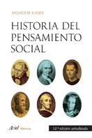 HISTORIA DEL PENSAMIENTO SOCIAL.