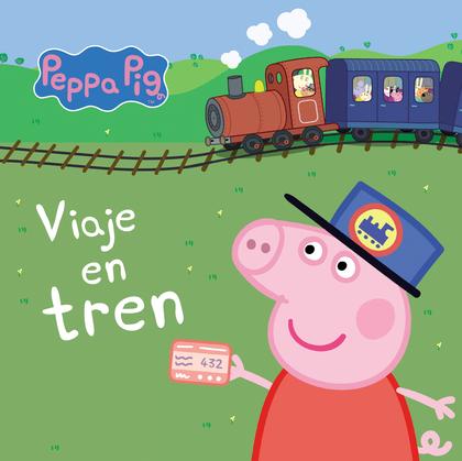 VIAJE EN TREN (PEPPA PIG NÚM. 14).