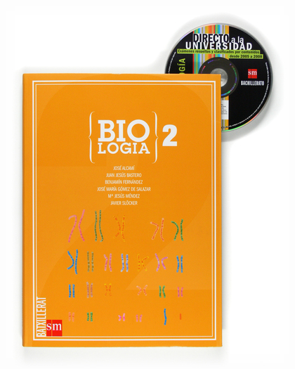 BIOLOGÍA, 2 BATXILLERAT