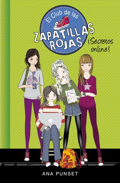 EL CLUB DE LAS ZAPATILLAS ROJAS 7. ¡SECRETOS ONLINE!