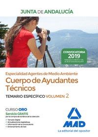 CUERPO DE AYUDANTES TECNICOS VOL 2