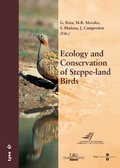 ECOLOGY AND CONSERVATION OF STEPPE-LAND BIRDS : INTERNATIONAL SYMPOSIUM ON ECOLOGY AND CONSERVA
