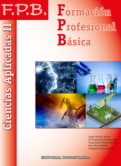 CIENCIAS APLICADAS II - FORMACIÓN PROFESIONAL BÁSICA.