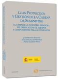 LEAN PRODUCTION Y GESTIÓN DE LA CADENA DE SUMINISTRO DE FABRICACIÓN DE EQUIPOS Y COMPONENTES PA