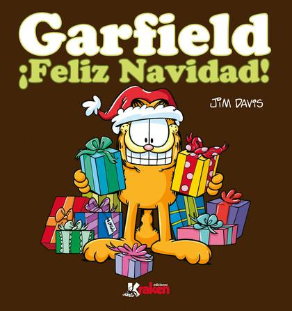 GARFIELD, ¡FELIZ NAVIDAD!