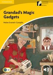 GRANDAD´S MAGIC GADGETS, ELEMENTARY-LOWER-INTERMEDIATE, LEVEL 2
