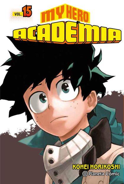 MY HERO ACADEMIA Nº 15.