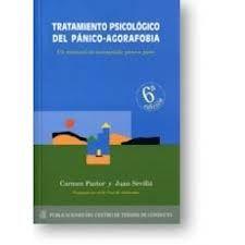 TRATAMIENTO PSICOLÓGICO DEL PÁNICO-AGORAFOBIA
