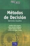 MÉTODOS DE DECISIÓN