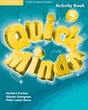 QUICK MINDS 5º.PRIM.(ACTIVITY BOOK)