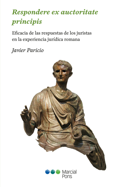 RESPONDERE EX AUCTORITATE PRINCIPIS                                             EFICACIA DE LAS