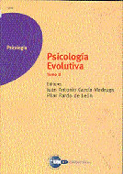 PSICOLOGÍA EVOLUTIVA. TOMO II.