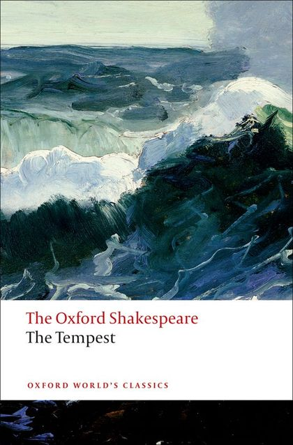 OWC TEMPEST (SHAKESPEARE) ED 08