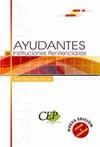 OPOSICIONES AYUDANTES, INSTITUCIONES PENITENCIARIAS. TEST PSICOTÉCNICOS