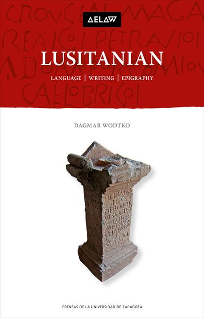 LUSITANIAN. LANGUAGE, WRITING, EPIGRAPHY