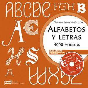 ALFABETOS Y LETRAS : 4000 MODELOS