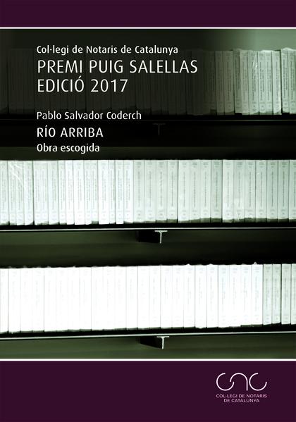 PREMI PUIG SALELLAS ED. 2017