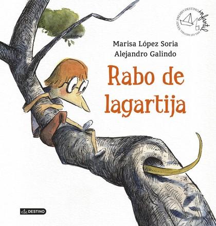 RABO DE LAGARTIJA. PREMIO APEL·LES MESTRES 2014