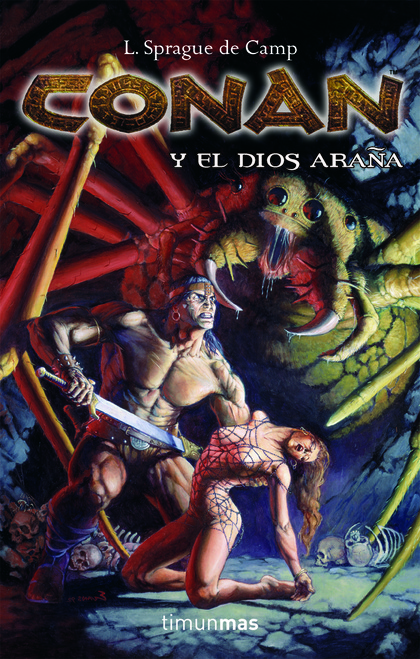 CONAN Y EL DIOS ARAÑA.