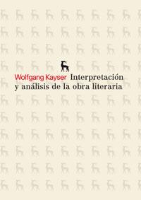INTERPRETACIÓN Y ANÁLISIS DE LA OBRA LITERARIA