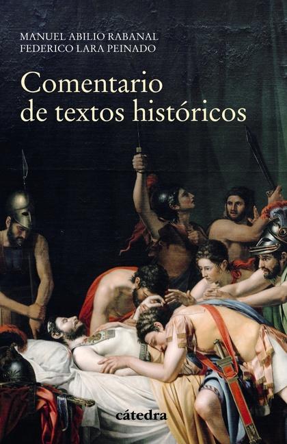 COMENTARIO DE TEXTOS HISTÓRICOS.