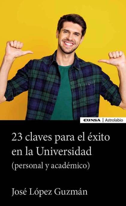 23 CLAVES PARA EL EXITO.