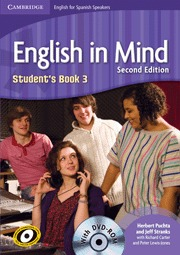 ENGLISH IN MIND FOR SPANISH SPEAKERS, ESO, LEVEL 3